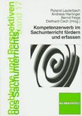 Cover Kompetenzerwerb im Sachunterricht