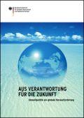 Cover Aus Verantwortung für die Zukunft