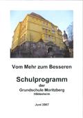 Titel Schulprogramm Moritzberg