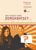 Cover Was heißt hier Demokratie?
